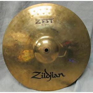 Pre-owned Zildjian 14 inch ZBT Hi Hat Pair Cymbal by Zildjian