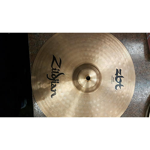 Zildjian 14in ZBT Hi Hat Top Cymbal-thumbnail
