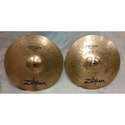 Zildjian 14in ZBT PLUS MEDIUM HI HAT PAIR Cymbal-thumbnail