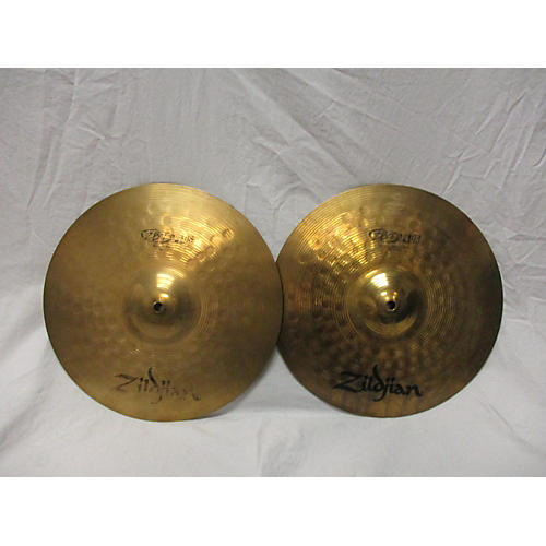 Zildjian 14in ZBT Plus Hi Hats Pair Cymbal