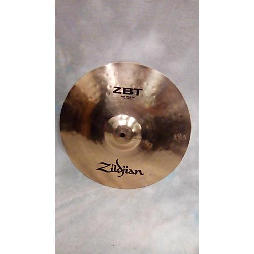 Zildjian 14in ZBT Plus Rock Hi Hats Top Cymbal-thumbnail