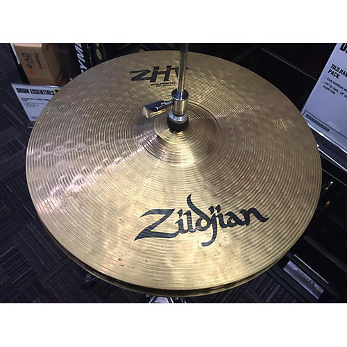 Zildjian 14in ZHT Hi Hat Pair Cymbal