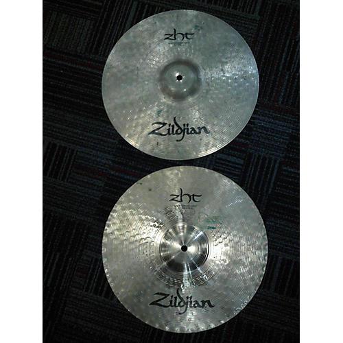 Zildjian 14in ZHT Hi Hat Pair Cymbal-thumbnail