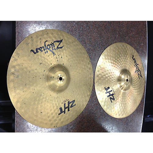 Zildjian 14in ZHT Hi Hat Pair Cymbal
