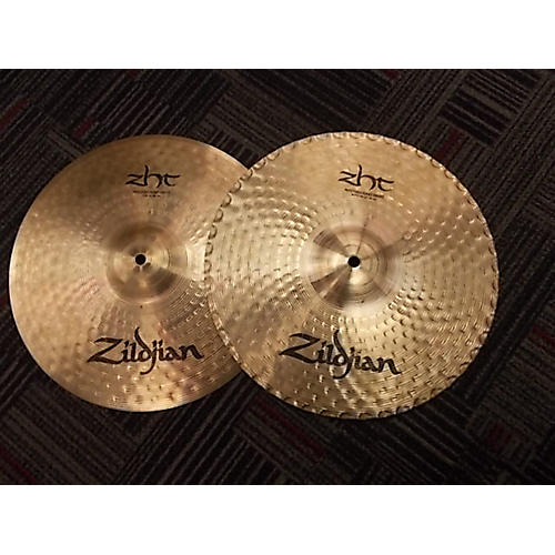Zildjian 14in ZHT Mastersound Hi Hat Pair Cymbal-thumbnail