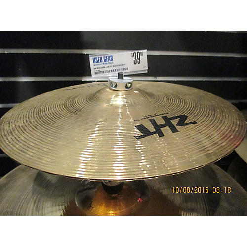 Zildjian 14in ZHT Mastersound Hi Hat Pair Cymbal-thumbnail