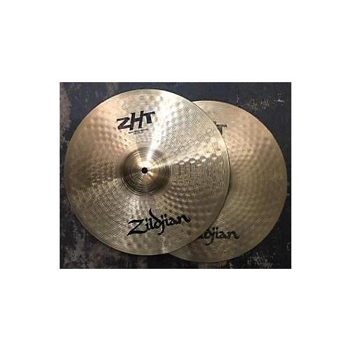 Zildjian 14in ZHT Rock Hi Hat Pair Cymbal