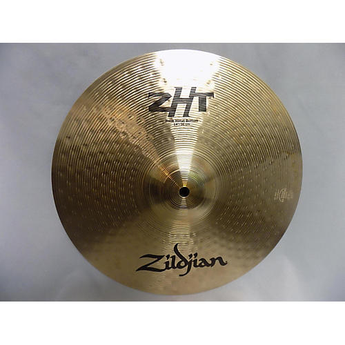 Zildjian 14in ZHT Rock Hi Hat Pair Cymbal-thumbnail