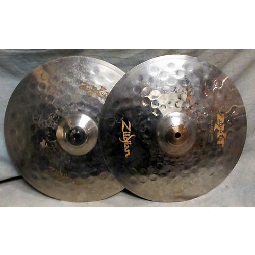 Zildjian 14in ZXT ROCK TITANIUM 33 Cymbal