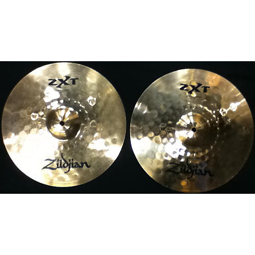 Zildjian 14in ZXT Rock Hi-Hat Cymbal-thumbnail