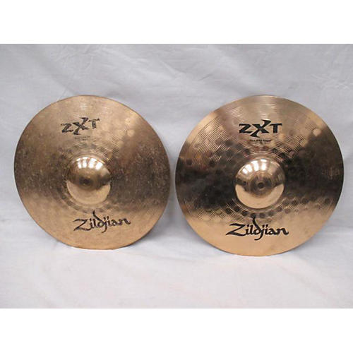 Zildjian 14in ZXT Rock Hi Hat Pair Cymbal