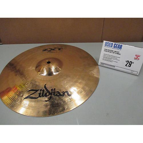 Zildjian 14in ZXT Solid Hi Hat Top Cymbal