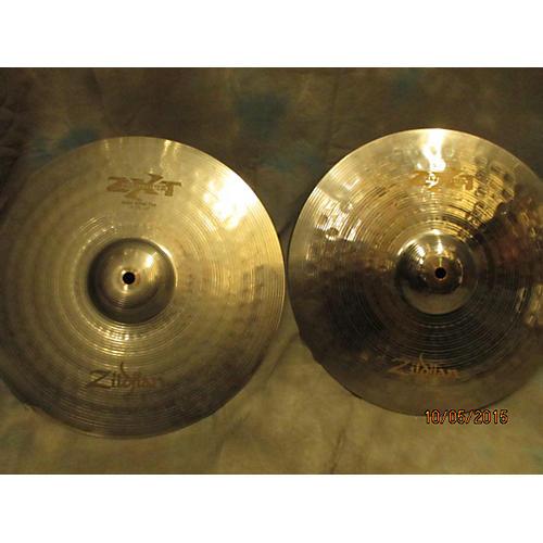 Zildjian 14in ZXT Titanium Hi Hats Cymbal