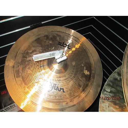 Zildjian 14in Zht Pack Cymbal