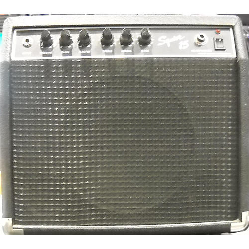 Squier 15 Battery Powered Amp