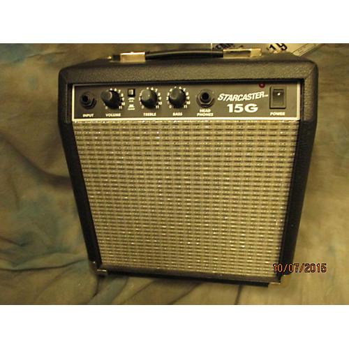 Starcaster by Fender 15 G Guitar Combo Amp