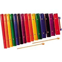 First Note 15 Note Wood Xylophone