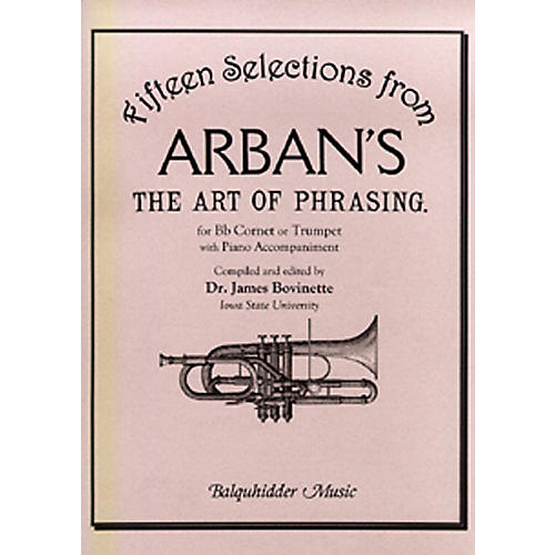 Carl Fischer 15 Selections From Arban's Book