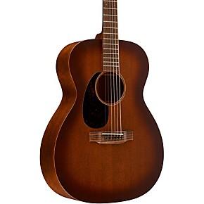 martin 15 series 000 15m auditorium left handed acoustic guitar satin burst guitar center. Black Bedroom Furniture Sets. Home Design Ideas