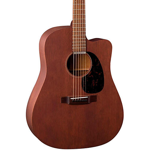 Martin 15 Series DC-15ME Acoustic-Electric Guitar Mahogany