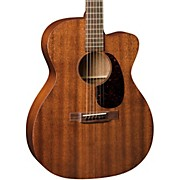 Martin 15 Series OMC-15ME Acoustic-Electric Guitar