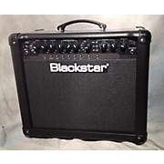 Blackstar 15 TVP Guitar Combo Amp