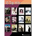 Hal Leonard 15 Top Hits For Easy Piano 2005 Edition-thumbnail