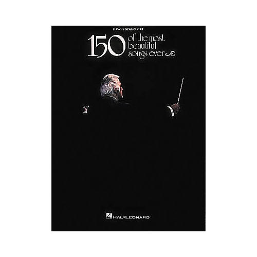Hal Leonard 150 Of The Most Beautiful Songs Ever-thumbnail