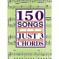 Alfred 150 Songs with Just 3 Chords Guitar Tab Songbook thumbnail