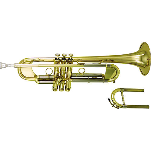 Kanstul 1500-A Series Brushed Lacquer Bb Trumpet