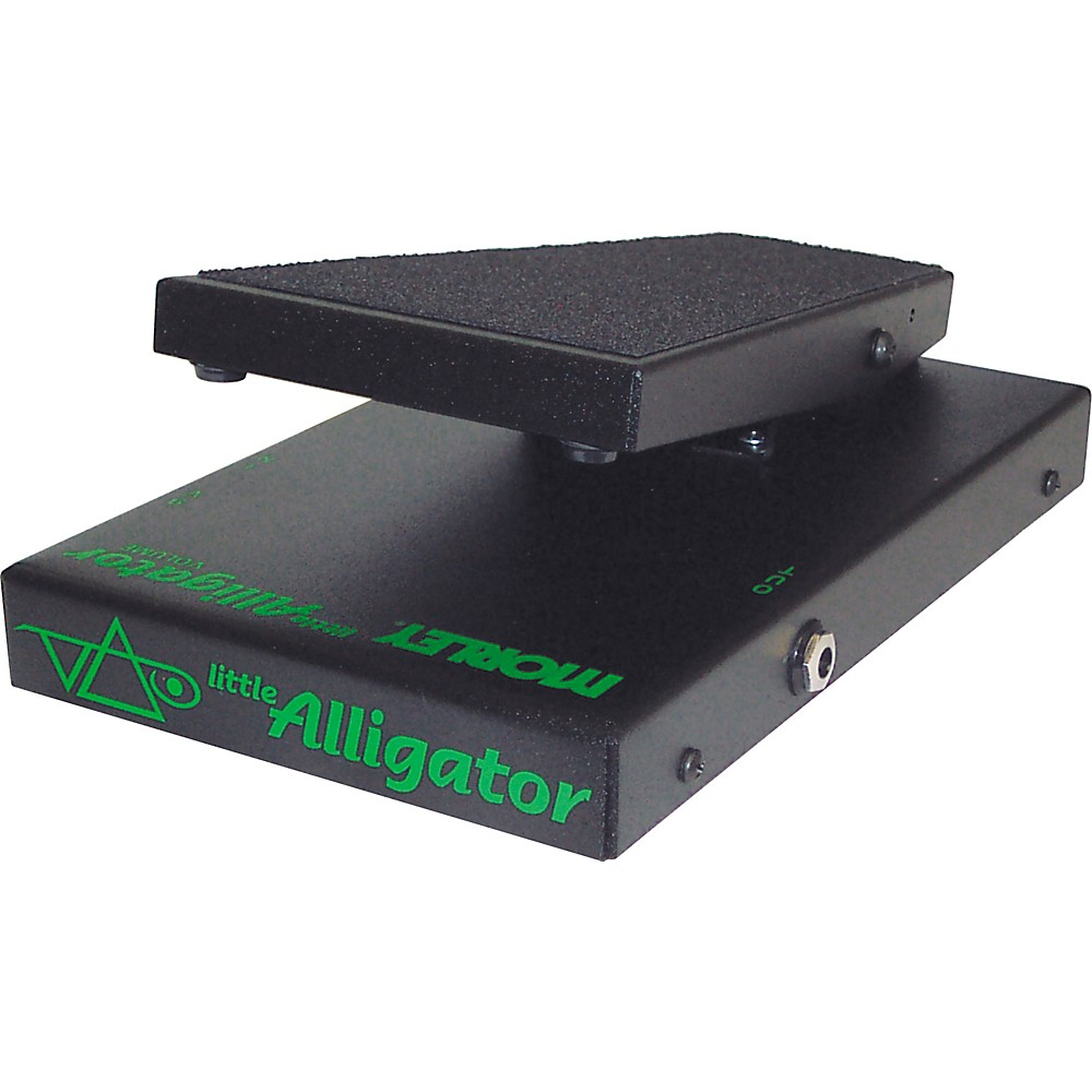 Morley Little Alligator Volume Pedal 1274115046389