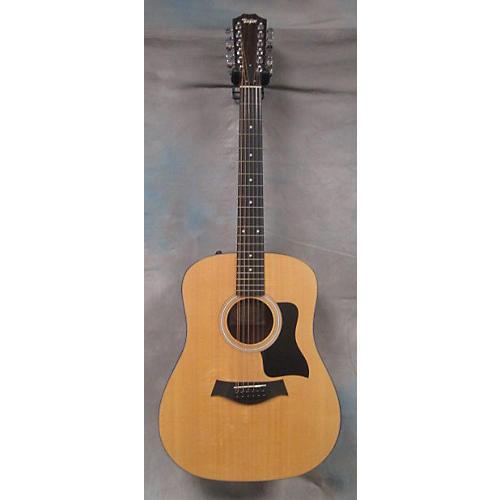 Taylor 150E Natural 12 String Acoustic Electric Guitar-thumbnail