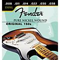 Fender 150SL Original Pure Nickel Soft Light Ball End Electric Guitar Strings  Thumbnail