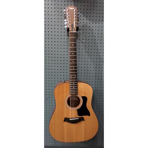 Taylor 150e 12 String Acoustic Electric Guitar-thumbnail