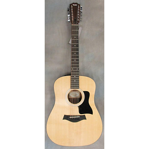 Taylor 150e 12 String Acoustic Electric Guitar Natural