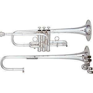 Kanstul 1523 Series Eb / D Trumpet by Kanstul