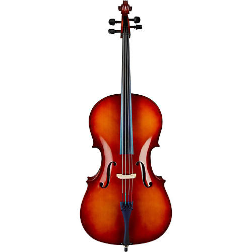 Knilling 153S Sebastian Deluxe Laminate Series Cello Outfit-thumbnail