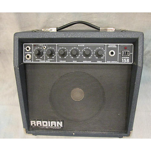In Store Used 158 Guitar Combo Amp
