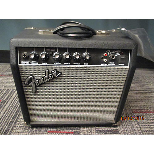 In Store Used 15G Guitar Combo Amp