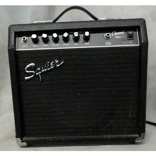 Squier 15G Guitar Combo Amp