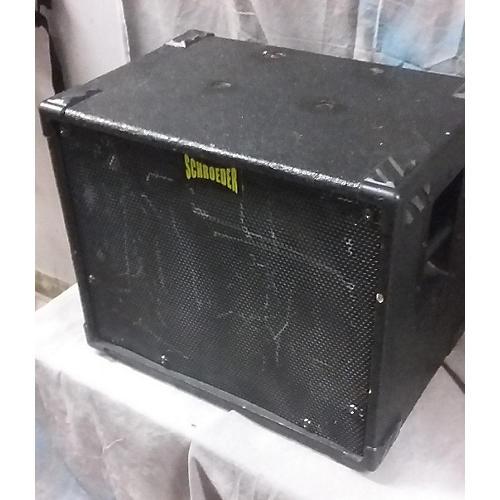 Schroeder 15L Bass Cabinet
