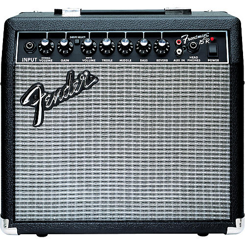 Fender 15R Frontman Series II Guitar Combo Amp-thumbnail