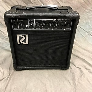 Pre-owned Randy Jackson 15RJ Battery Powered Amp by