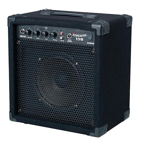 Starcaster by Fender 15W Bass Amplifier