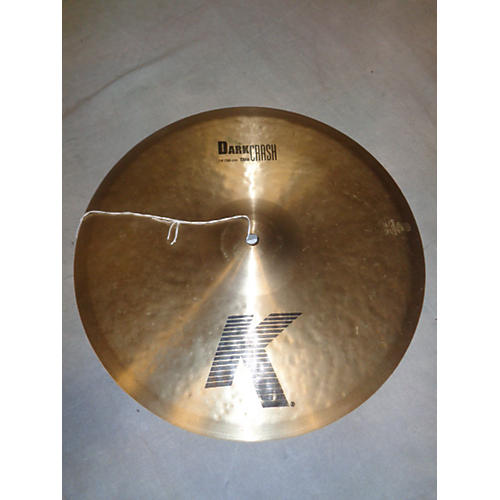 Zildjian 15in 15in K Dark Crash Cymbal
