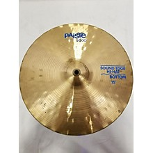 Paiste 15in 2000 SOUND EDGE Cymbal
