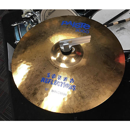 Paiste 15in 2000 SOUND REFLECTIONS CRASH Cymbal-thumbnail