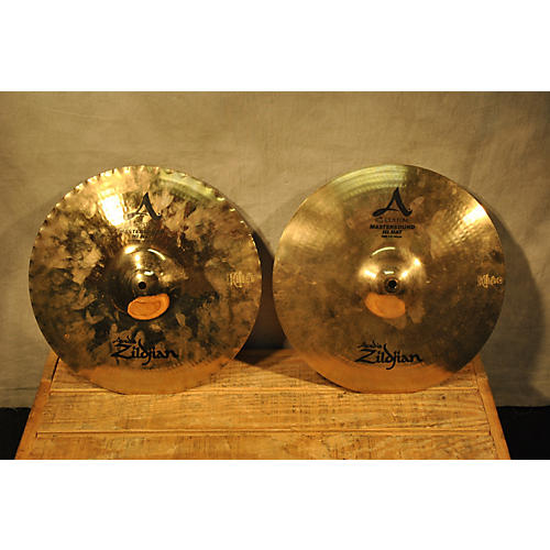 Paiste 15in 2002 Black Label Sound Edge 15in Cymbal