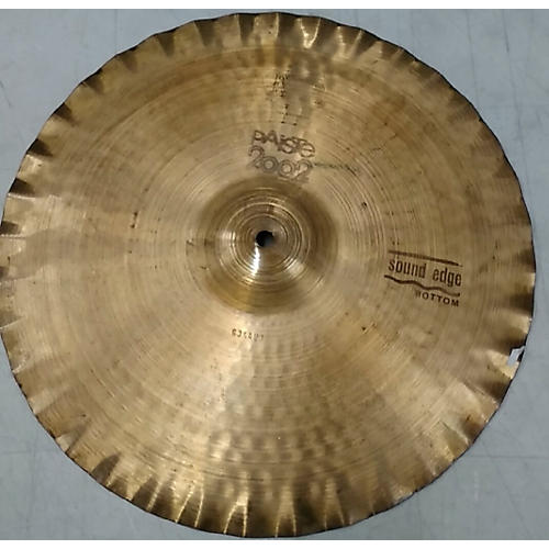 Paiste 15in 2002 Sound Edge HH Pr Cymbal