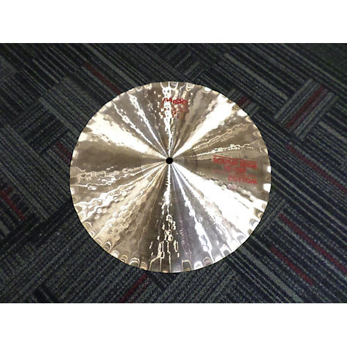 Paiste 15in 2002 Sound Edge Hi Hat Bottom Cymbal